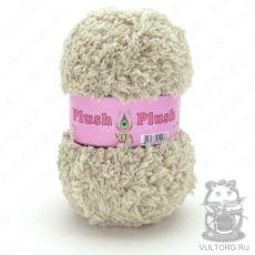 Пряжа Plush Vita Fancy - цвет № 5324 (Серо-бежевый)