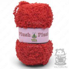 Пряжа Plush Vita Fancy - цвет № 5311 (Красный)