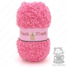 Пряжа Plush Vita Fancy - цвет № 5323 (Темно-розовый)