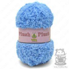 Пряжа Plush Vita Fancy - цвет № 5307 (Голубой)
