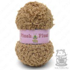 Пряжа Plush Vita Fancy - цвет № 5303 (Светло-бежевый)