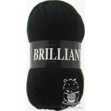 Пряжа Vita Brilliant, цвет № 4952 (Черный)