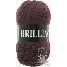Пряжа Vita Brilliant, цвет № 4953 (Какао)