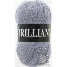 Пряжа Vita Brilliant, цвет № 4963 (Светло-серый)