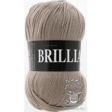 Пряжа Vita Brilliant, цвет № 4966 (Холодно-бежевый)