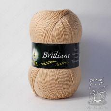 Пряжа Vita Brilliant, цвет № 5108 (Топленое молоко)