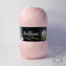 Пряжа Vita Brilliant, цвет № 5109 (Нежно-розовый)