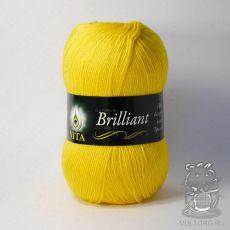 Пряжа Vita Brilliant, цвет № 5112 (Желтый)