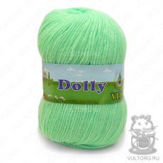 Пряжа Dolly Vita, цвет № 3206 (Зеленая бирюза)