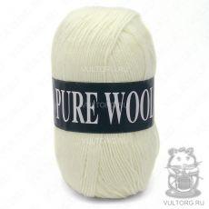 Пряжа Pure Wool Vita, цвет № 1751 (Белый)