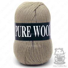 Пряжа Pure Wool Vita, цвет № 1753 (Светло-бежевый)