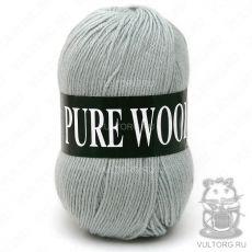 Пряжа Pure Wool Vita, цвет № 1765 (Светло-серый)