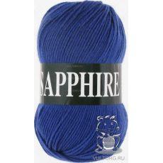 Пряжа Vita Sapphire, цвет № 1507 (Васильковый)