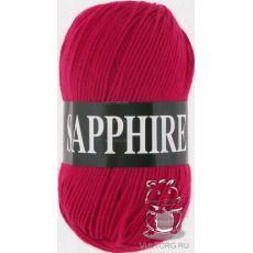 Пряжа Vita Sapphire, цвет № 1513 (Красный)