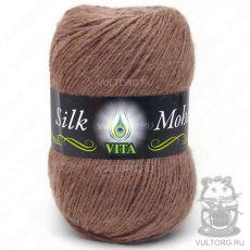 Пряжа Silk Mohair Vita, цвет № 2354 (Светлое какао)