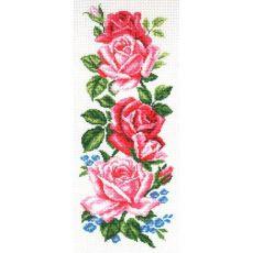 Нежные розы (24х47)