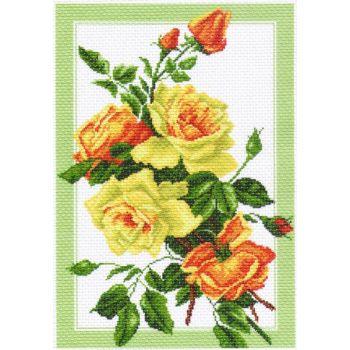 Букет роз (37х49)