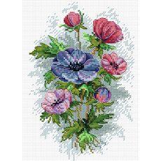 Цветы осени (18х15)