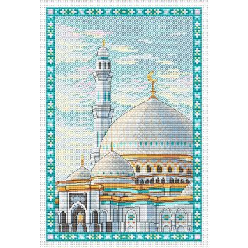Мечеть Хазрет Султан (16х24)