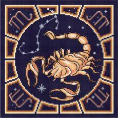 Скорпион (20х20)