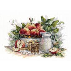 Яблочный спас (25х20)
