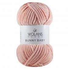 Пряжа Wolans Bunny Baby, цвет № 21 (Персик)