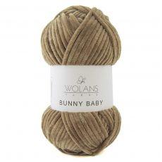 Пряжа Wolans Bunny Baby, цвет № 29 (Бежевый)
