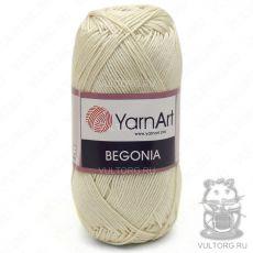 Пряжа Begonia YarnArt, цвет № 6194 (Светло-бежевый)