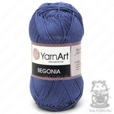 Пряжа Begonia YarnArt, цвет № 0154 (Джинс)