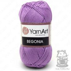 Пряжа Begonia YarnArt, цвет № 6309 (Сирень)