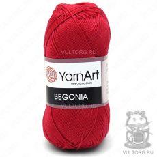 Пряжа Begonia YarnArt, цвет № 6328 (Красный)