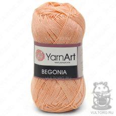 Пряжа Begonia YarnArt, цвет № 6322 (Персик)