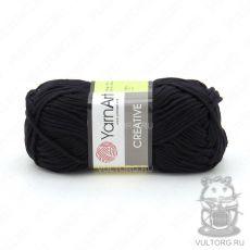 Пряжа Creative YarnArt, цвет № 221 (Черный)