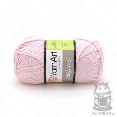 Пряжа Creative YarnArt, цвет № 229 (Светло-розовый)