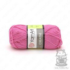 Пряжа Creative YarnArt, цвет № 231 (Ярко-розовый)