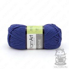 Пряжа Creative YarnArt, цвет № 240 (Синий)