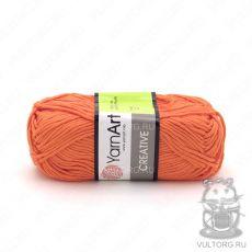 Пряжа YarnArt Creative, цвет № 242 (Оранжевый)