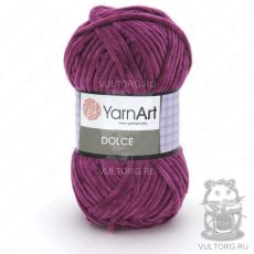 Пряжа YarnArt Dolce, цвет № 766 (Свекольный)
