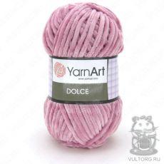 Пряжа YarnArt Dolce, цвет № 769 (Пыльная роза)