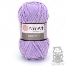 Пряжа Dolce YarnArt, цвет № 744 (Сиреневый)