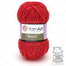 Пряжа Dolce YarnArt, цвет № 748 (Красный)
