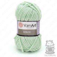 Пряжа Dolce YarnArt, цвет № 753 (Мята)