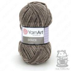 Пряжа Dolce YarnArt, цвет № 754 (Серо-бежевый)