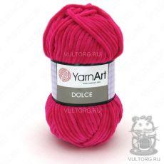 Пряжа Dolce YarnArt, цвет № 759 (Малиновый)