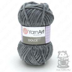 Пряжа Dolce YarnArt, цвет № 760 (Серый)