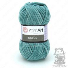 Пряжа Dolce YarnArt, цвет № 770 (Бирюзовый)
