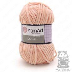 Пряжа YarnArt Dolce, цвет № 773 (Персиковый)