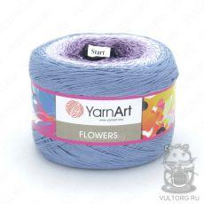 Пряжа YarnArt Flowers, цвет № 264