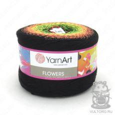 Пряжа Flowers YarnArt, цвет № 267