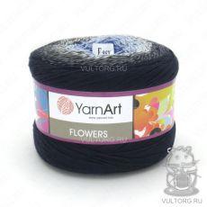 Пряжа Flowers YarnArt, цвет № 275